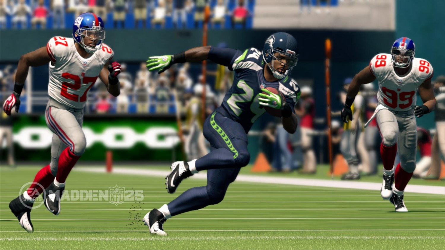 Top 5 Players and Teams for Connected Franchise in Madden 25