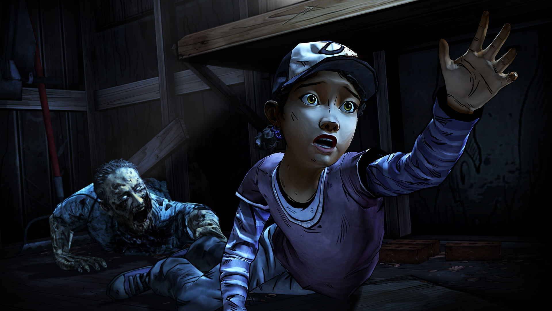clementine the walking dead season 2