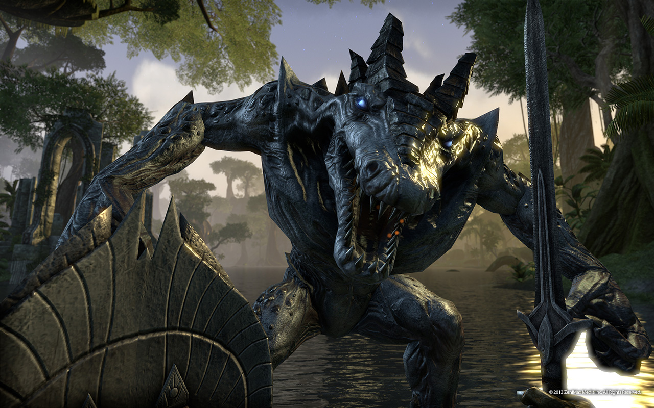 The Elder Scrolls Online Releases For PC, Mac On April 4, 2014