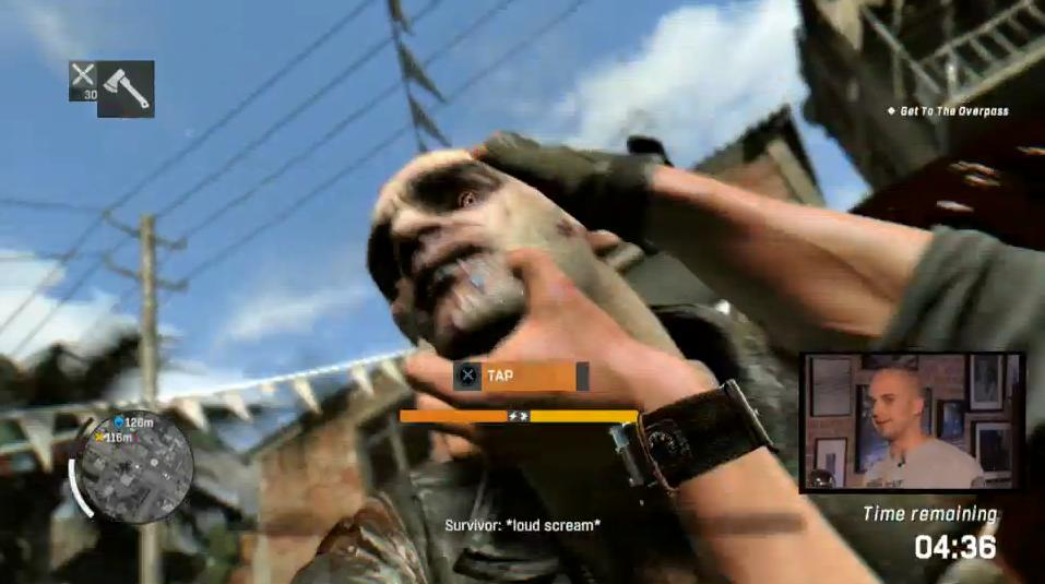 VGX 2013 Dying Light Gameplay Video Released