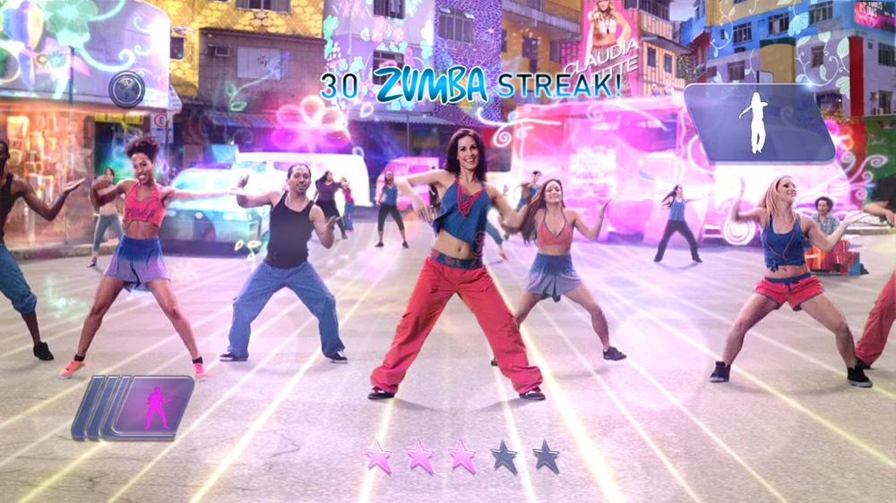 Zumba fitness world party review for Living room zumba