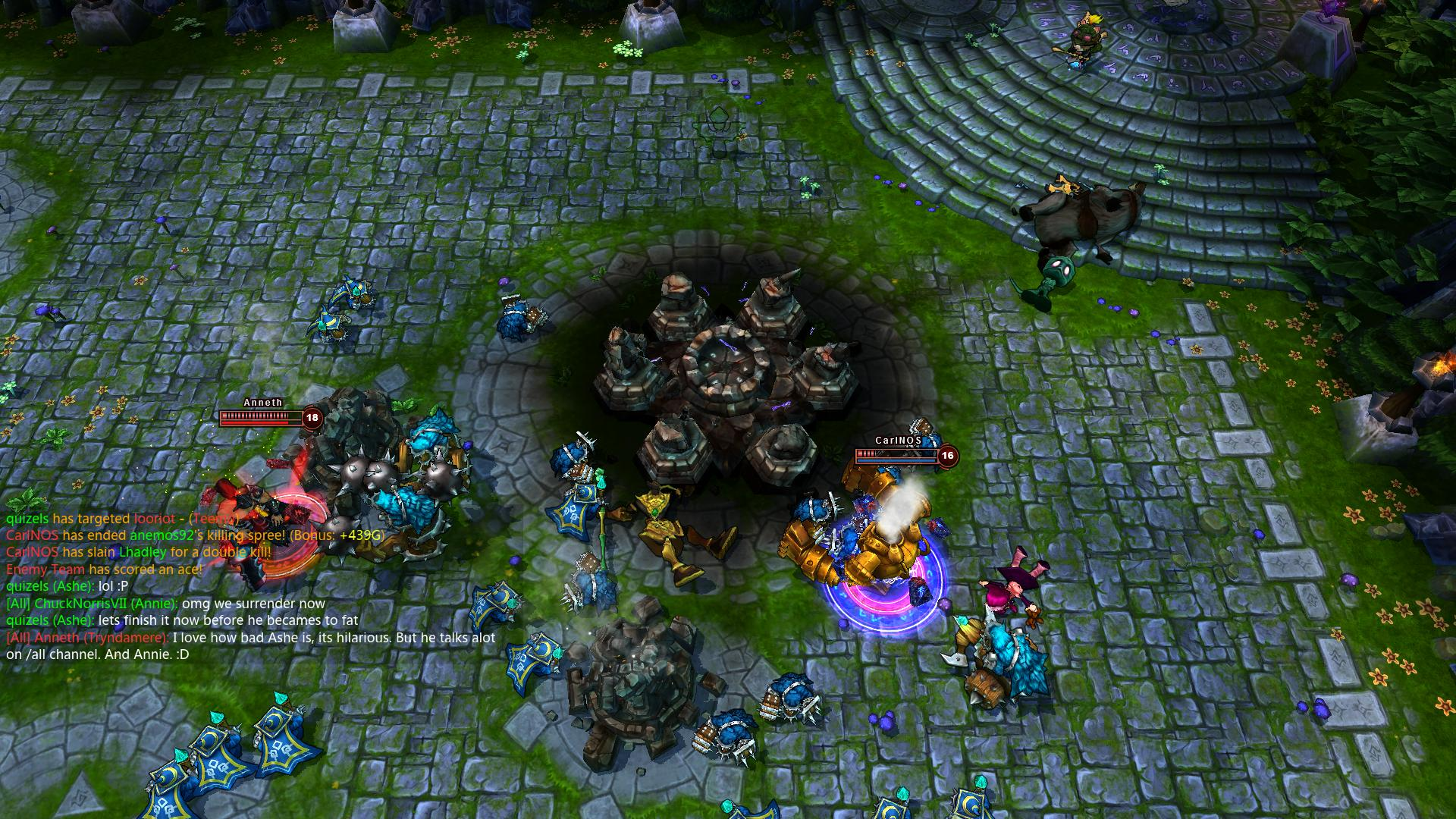 League of Legends Servers Attacked