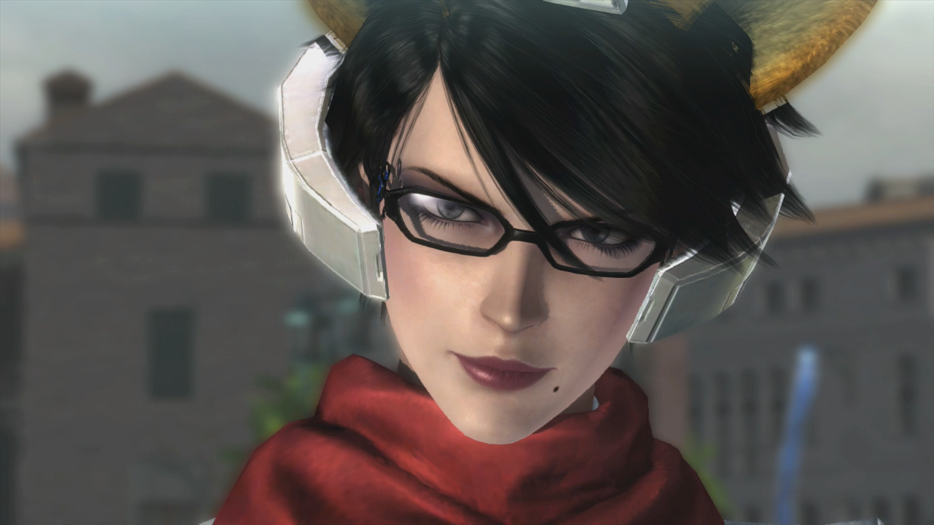 Bayonetta is more than a sex symbol, and she knows how to capitalize on her looks to defeat demons