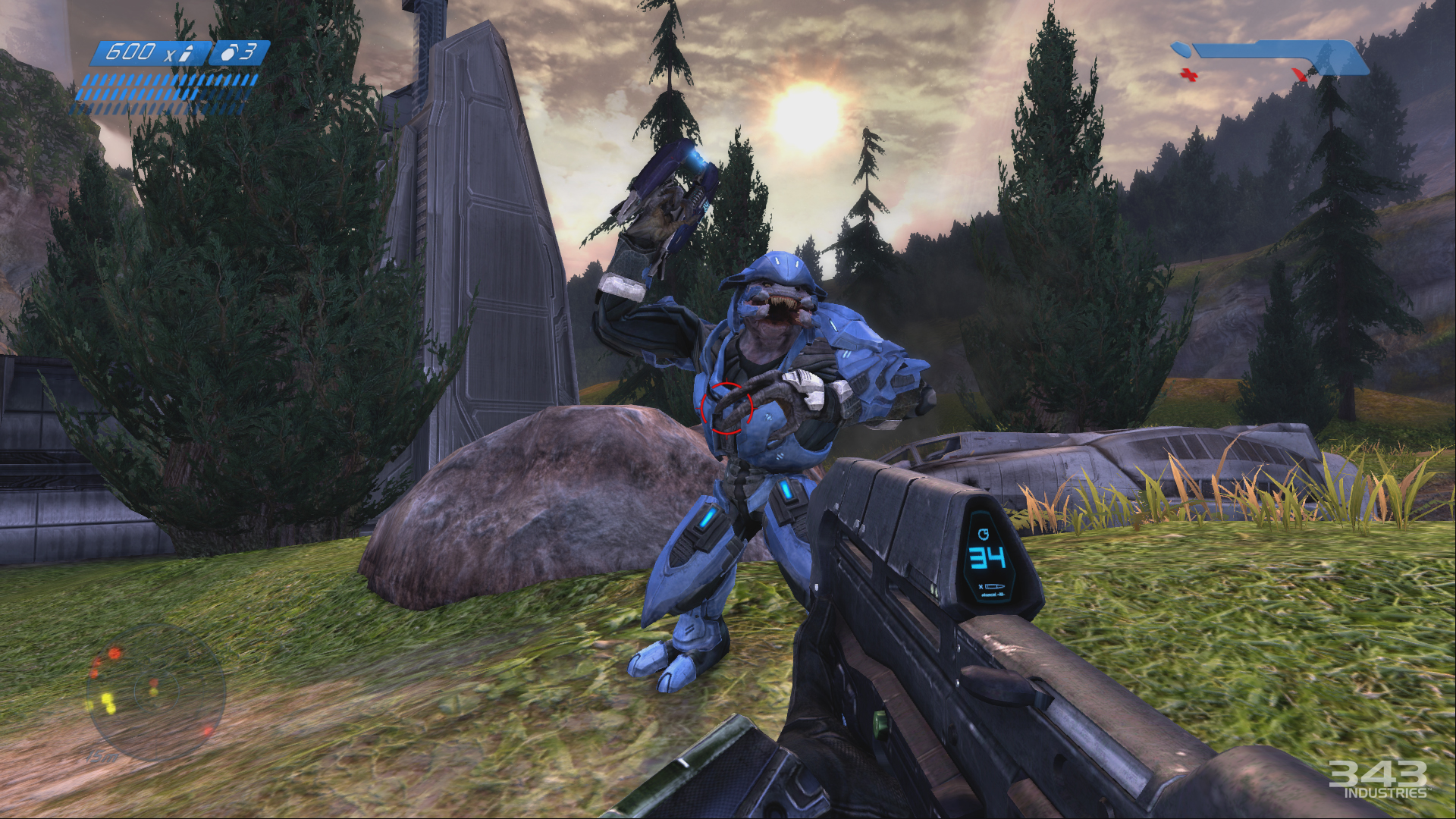 Halo: The Master Chief Collection Single Player Review