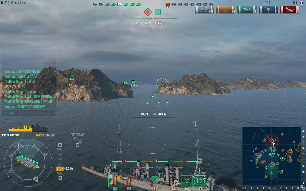World Of Warships Review: Smooth Sailing